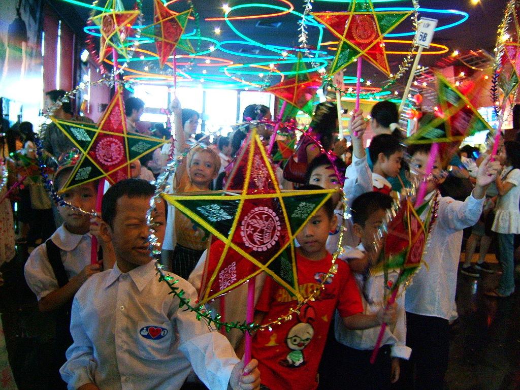 Vietnamese Lantern Festival