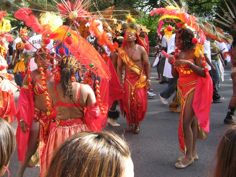 West Indian Parade x