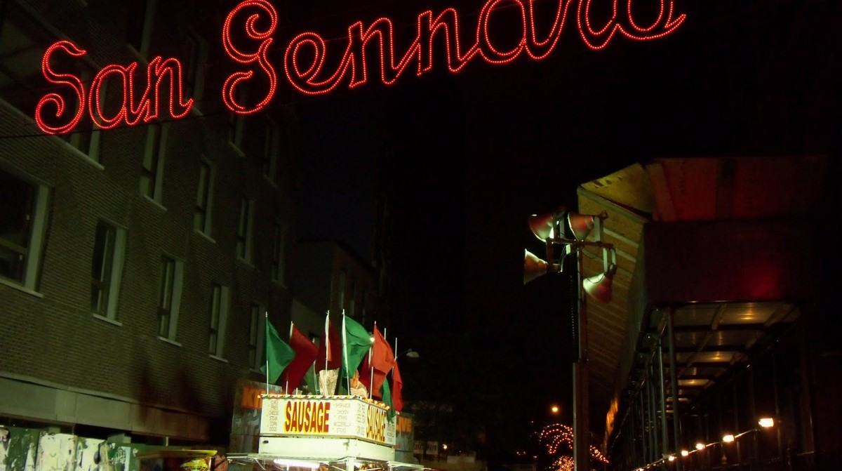 Italian SanGennaroFest
