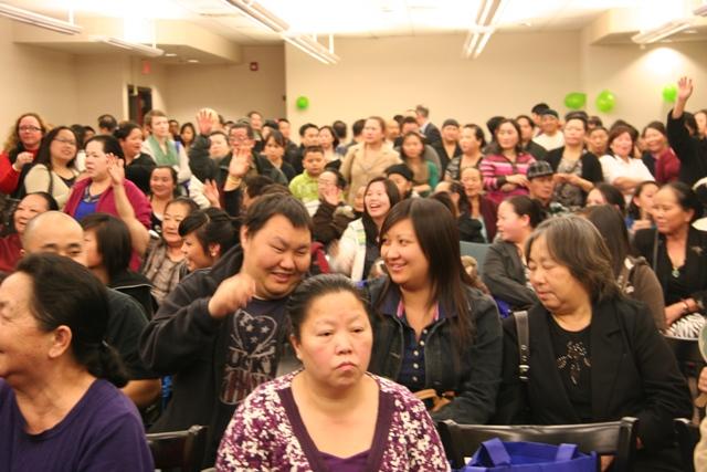 Hmong in Minneapolis x