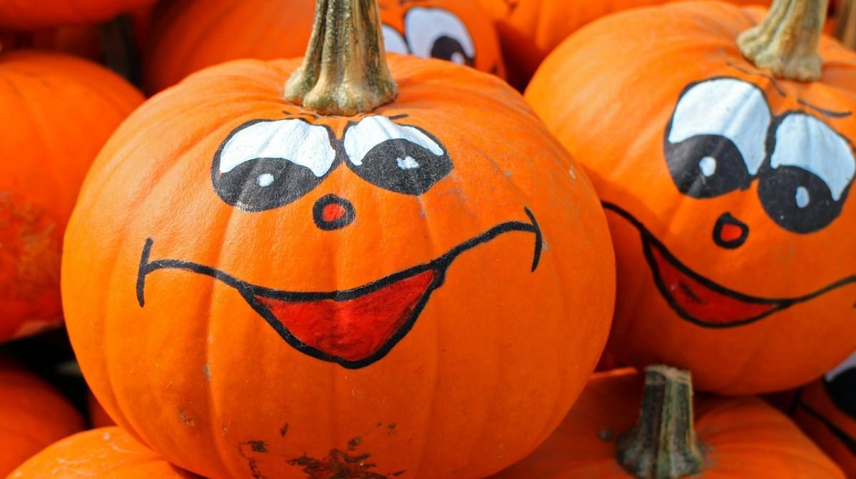 Pumpkins face