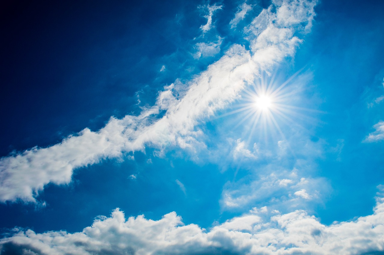 clouds - heaven