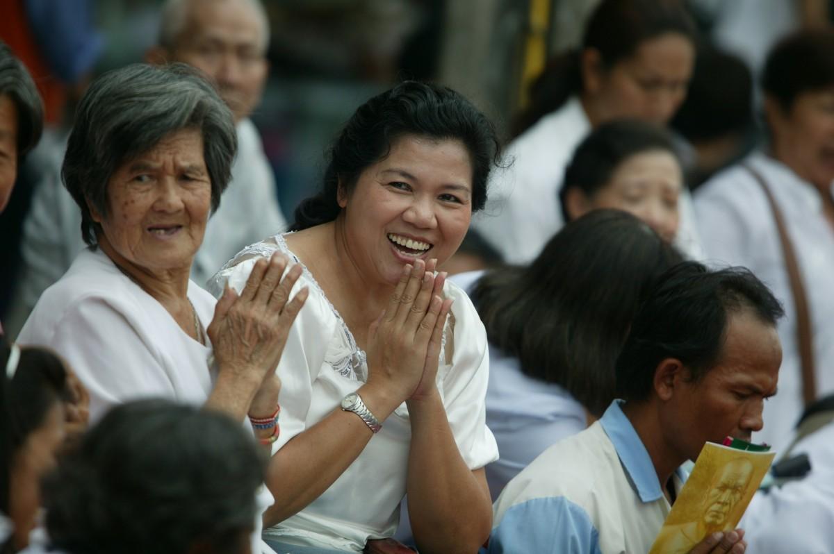 Pray - asian ladies
