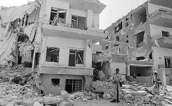 Damascus Civil War