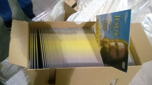 DVDs CEF Box