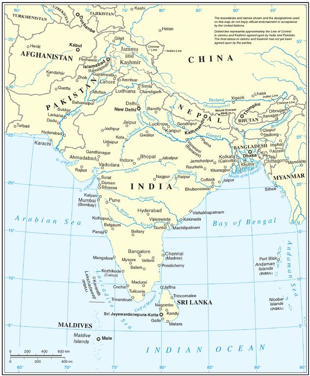 South_Asia_UN map