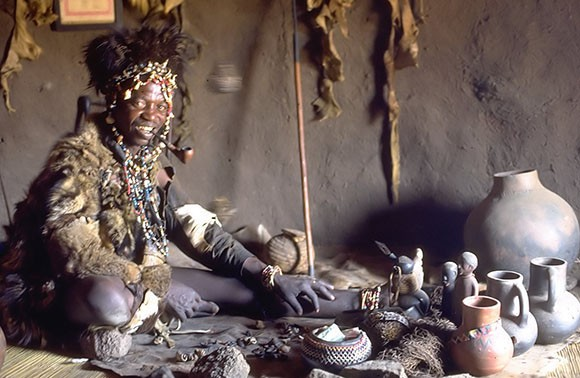 Witch Doctor Africa JF pic