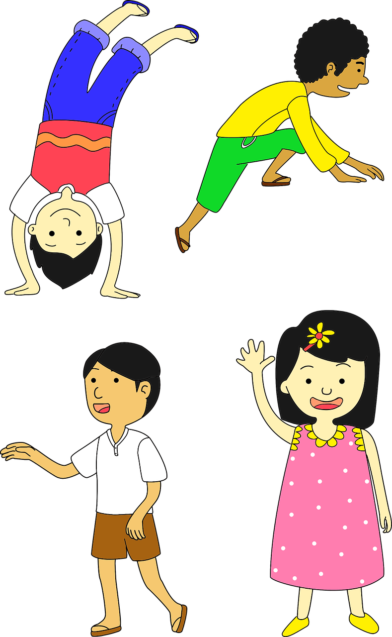 children cartoon
