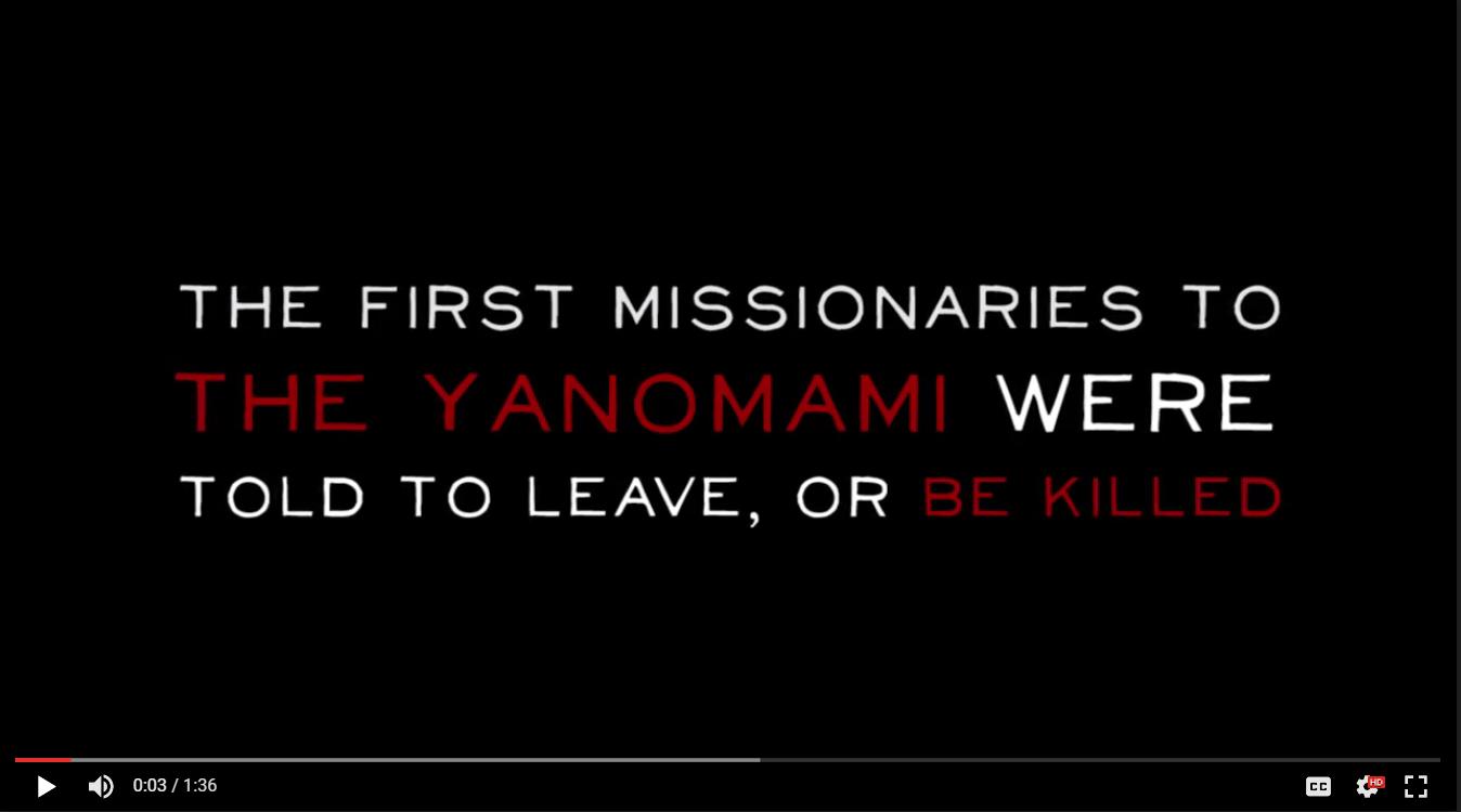 Yanomami story