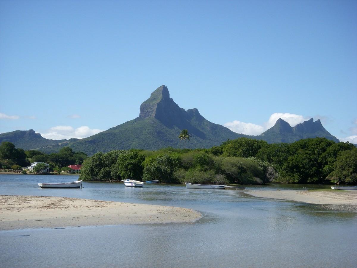Mauritious, AFRICA beach